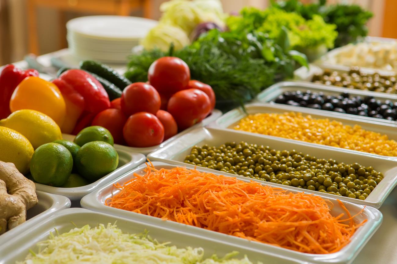 野菜がたくさん食べられる、美味しくヘルシーな東京のビュッフェまとめ