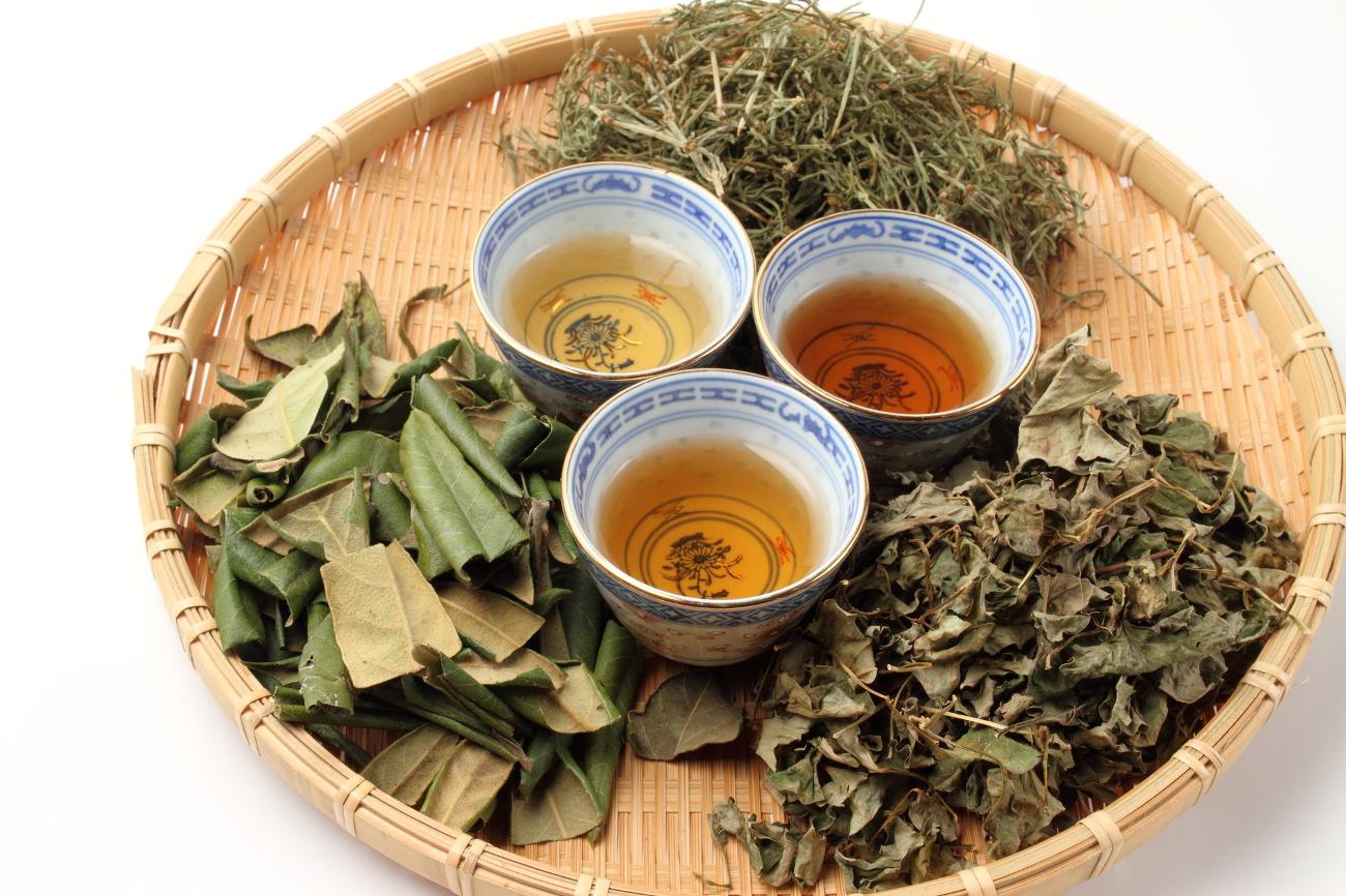 すはだ喜ぶ健康茶!美肌のために飲みたいお茶3選