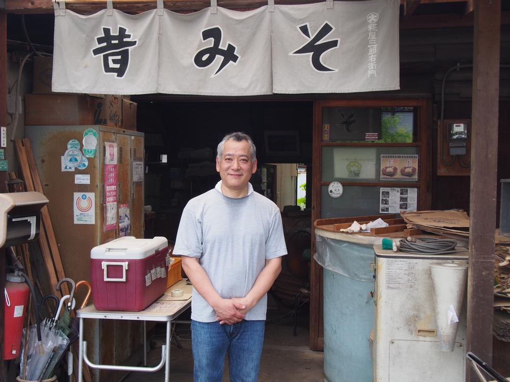 昔ながらの製法を守る東京・中村橋の老舗味噌屋「糀屋三郎右衛門」