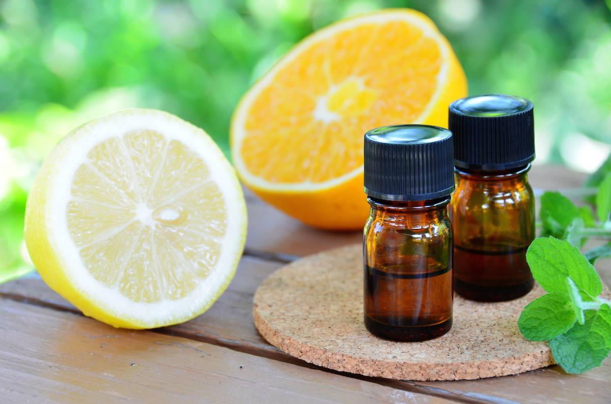 アロマがある暮らしはキレイの近道。すっきり柑橘系の香りで前向きな気持ちに
