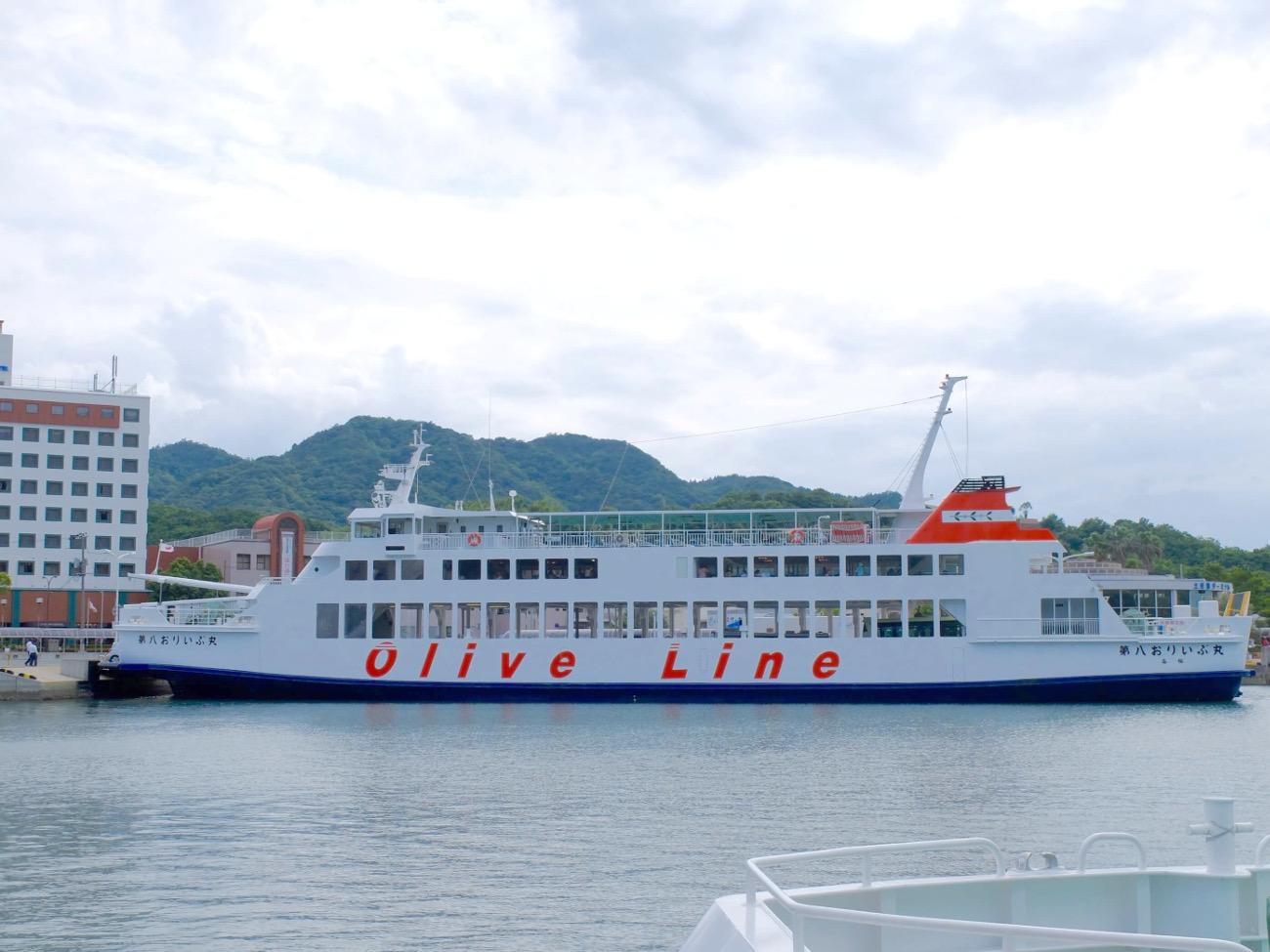 夏の気ままな女ひとり旅なら小豆島へ。ふらりと行く方法