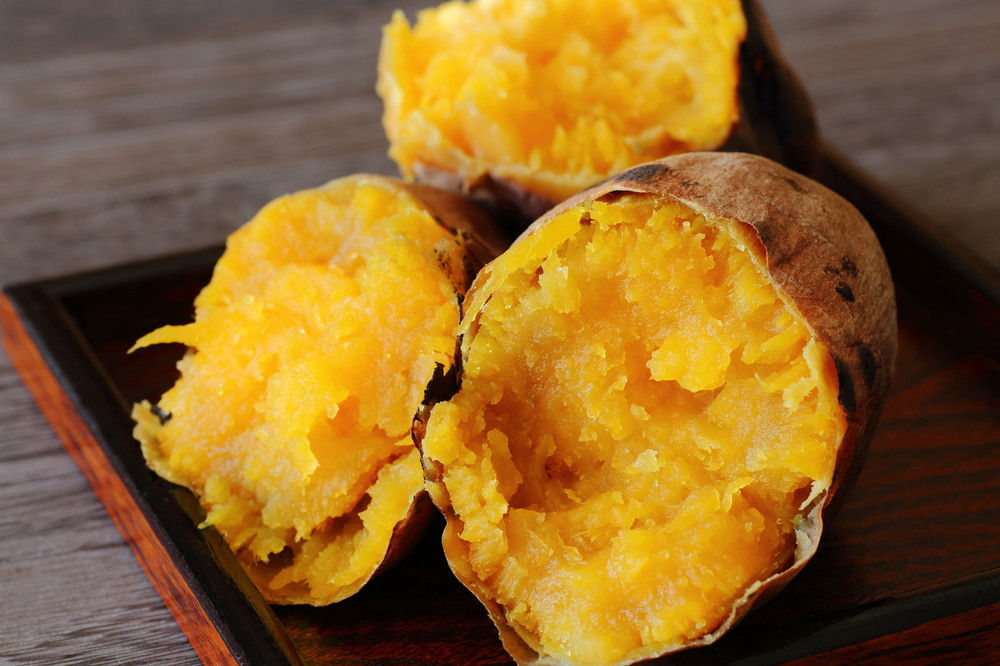 おかわりおやつ|素材の甘みを楽しむ「サツマイモ」