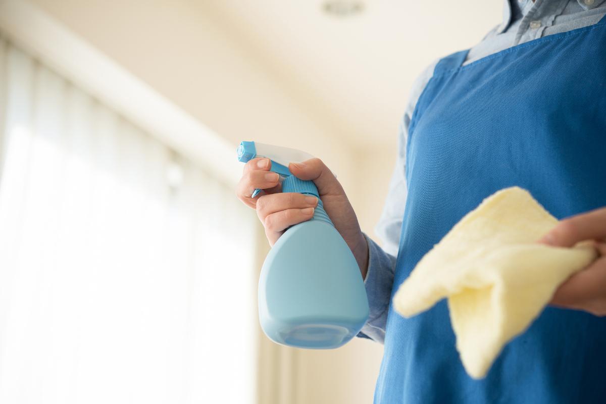肌荒れしない&自然にやさしい掃除法!ナチュラルクリーニングに使う4つの素材