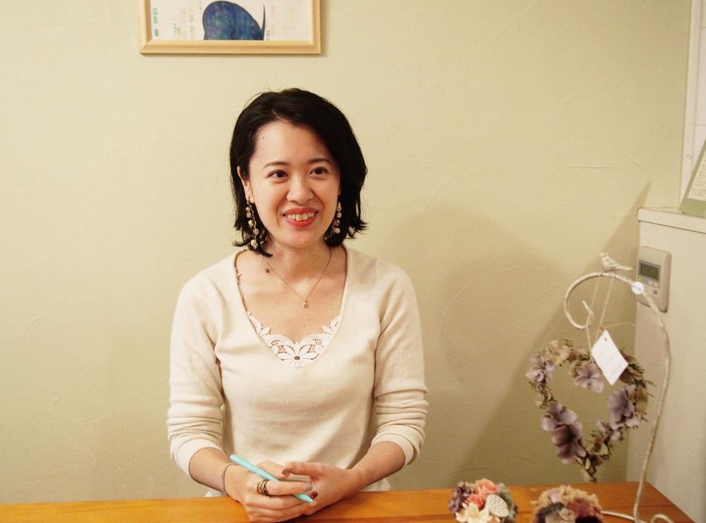 直感に従う生き方が、自分を磨く -アロマと紅茶のセレクトショップ 「matsurica」店主・笹本英恵さん