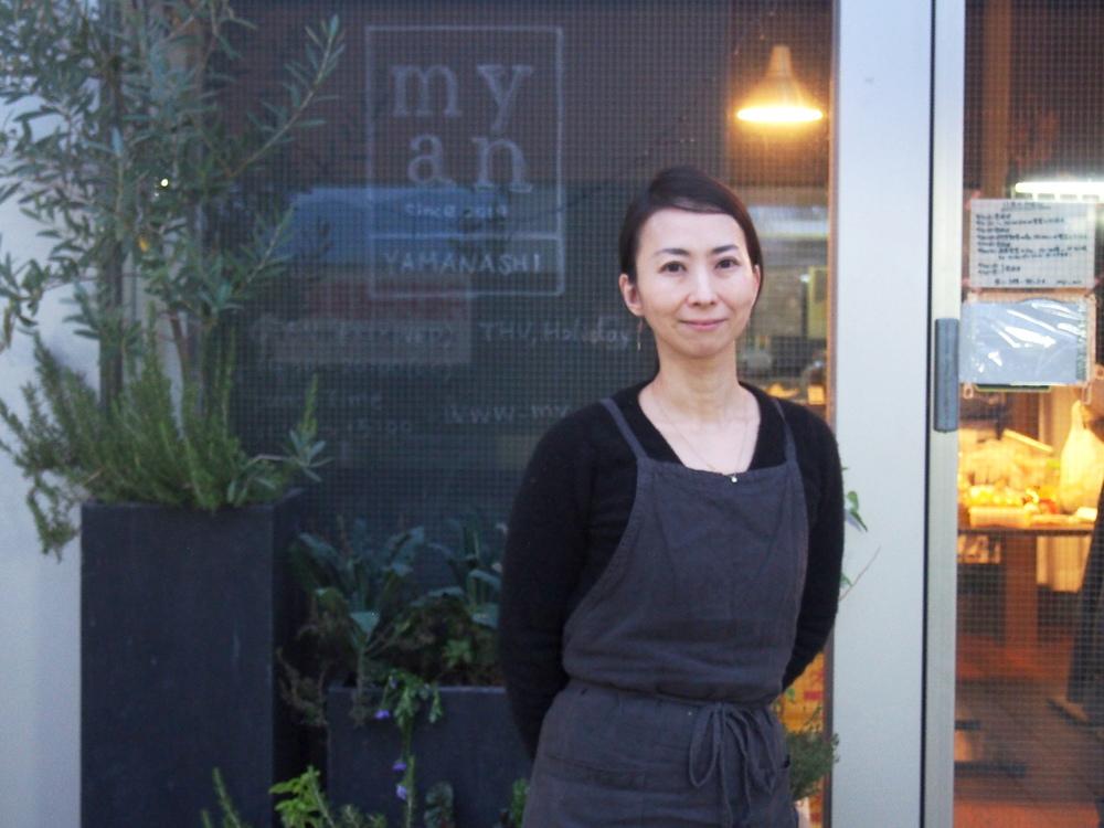 おいしいものが食べられる毎日に感謝。料理家・真藤舞衣子さん