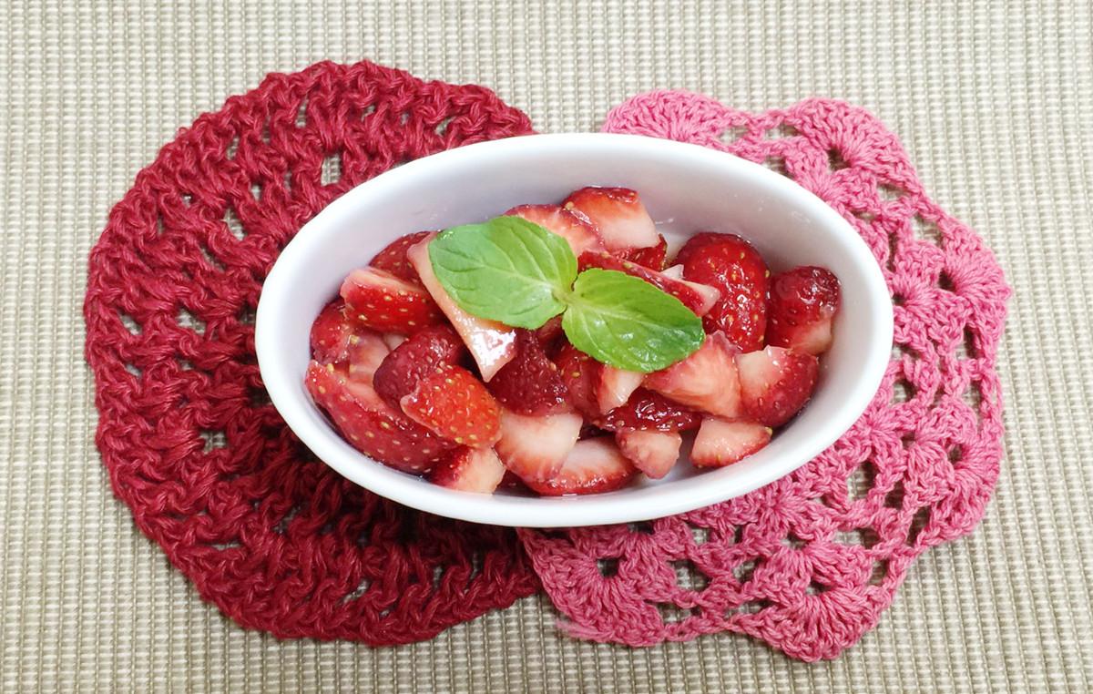 買い過ぎたイチゴで作ろう!保存が効く万能イチゴ|おかわりおやつ