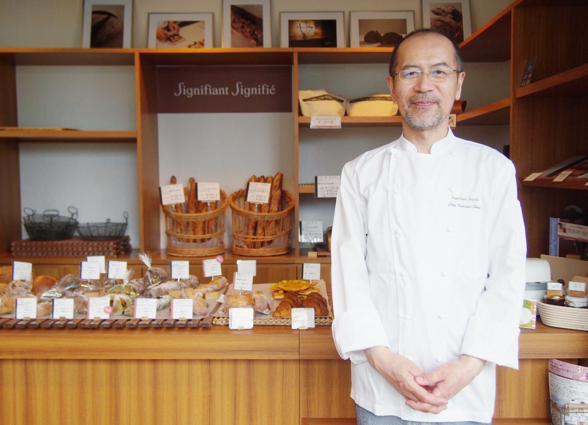 食べることは生きること。東京「signifiant signifié」(シニフィアン・シニフィエ)のパン職人・志賀勝栄さんが作る、命と健康を守るパン