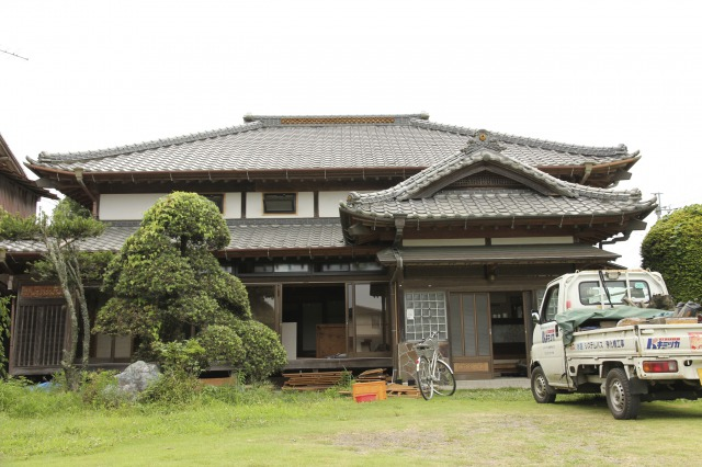 自然素材と日本の匠の技で古民家再生 〜慈慈の邸ができるまで〜