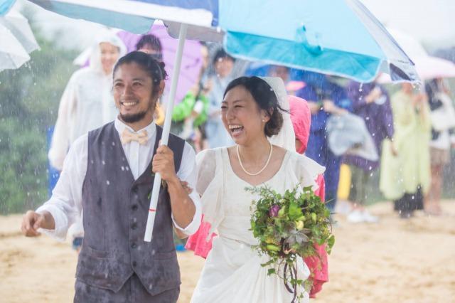 楽しい!嬉しい!気持ちいい!をシェアしたい。素敵な夫婦の新しい結婚式のカタチ。