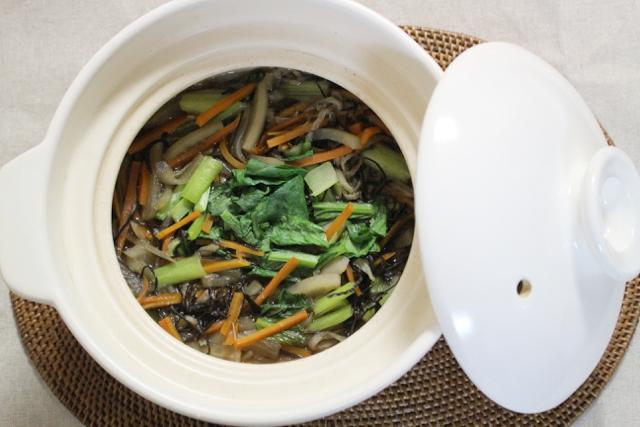 海藻の煮物