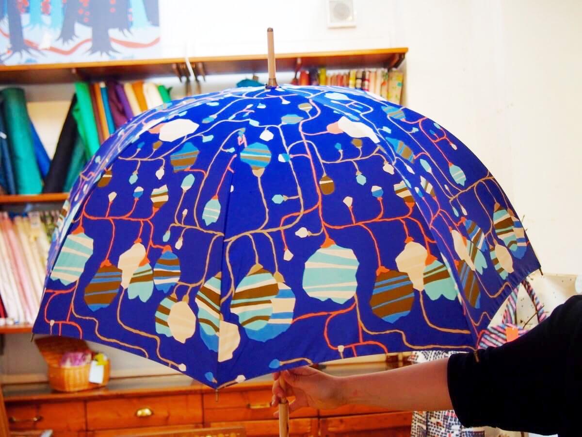 昭和復刻柄傘