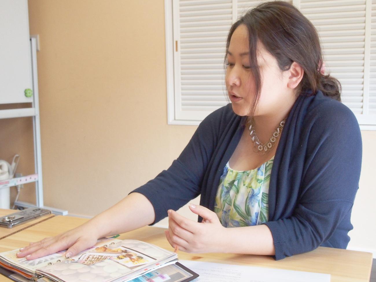 あな吉手帳術考案者の浅倉ユキさん
